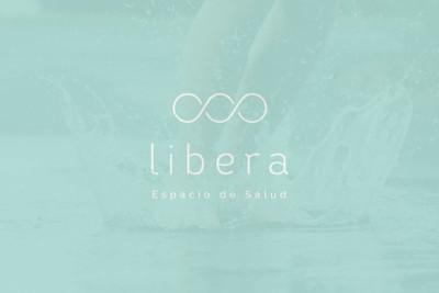 Branding para Libera - Espacio de Salud - Caspe