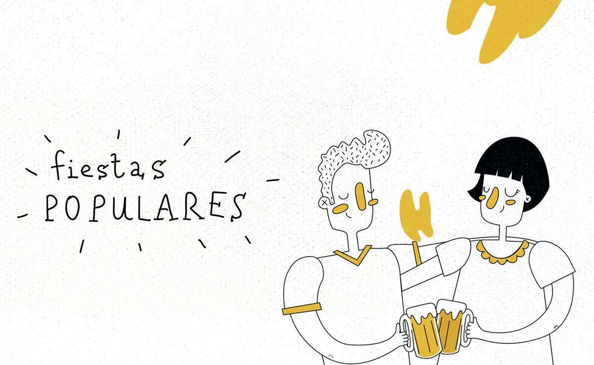 Animación corporativa - Video Marketing - Charanga La Sentada