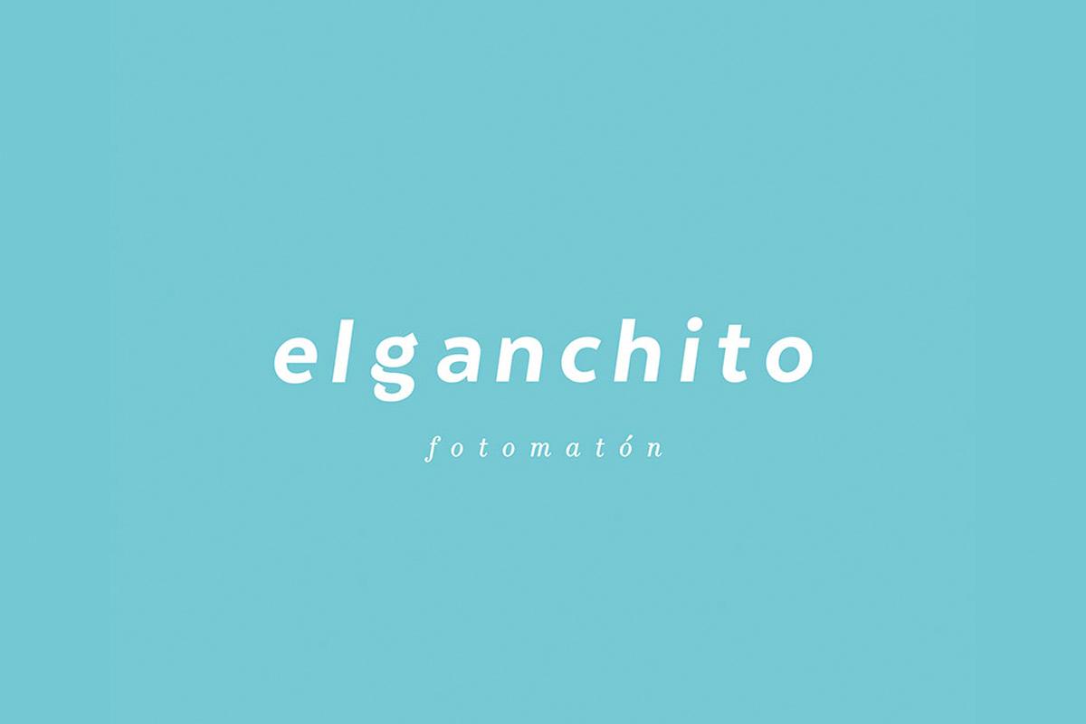 El Ganchito Branding Logotipo Diseño