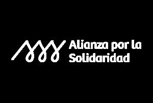 Alianza por la solidaridad - Diseño Gráfico Huracán Estudio Zaragoza