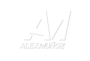DJ Alex Muñoz - Diseño Gráfico Huracán Estudio Zaragoza